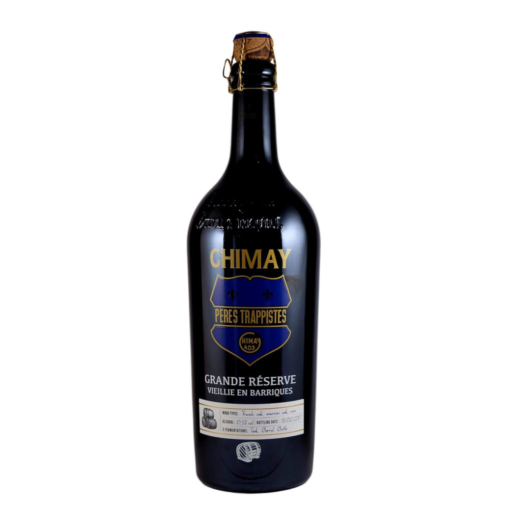 CHIMAY GR 2018 WHISKY