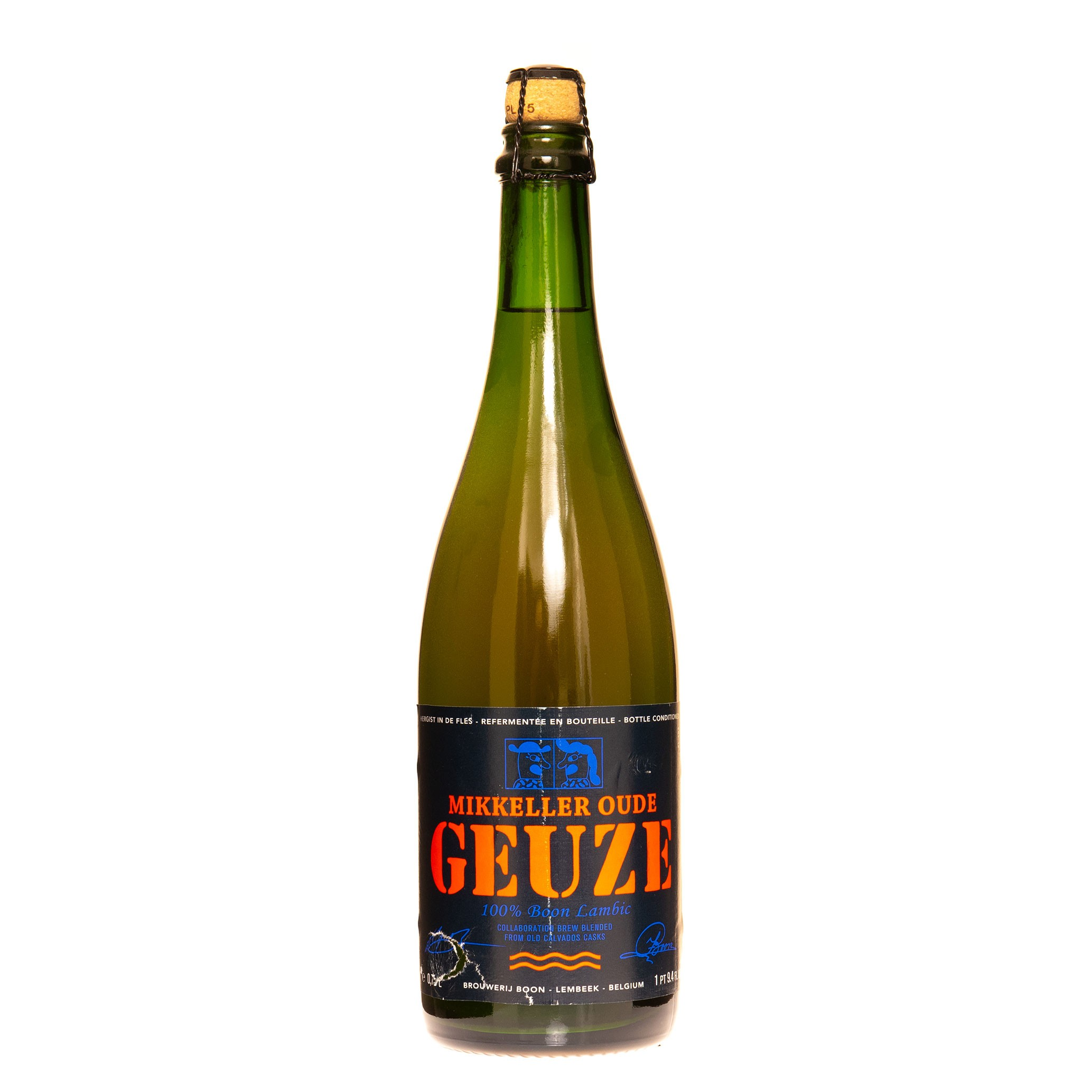 Boon Mikkeller Oude Geuze Calvados