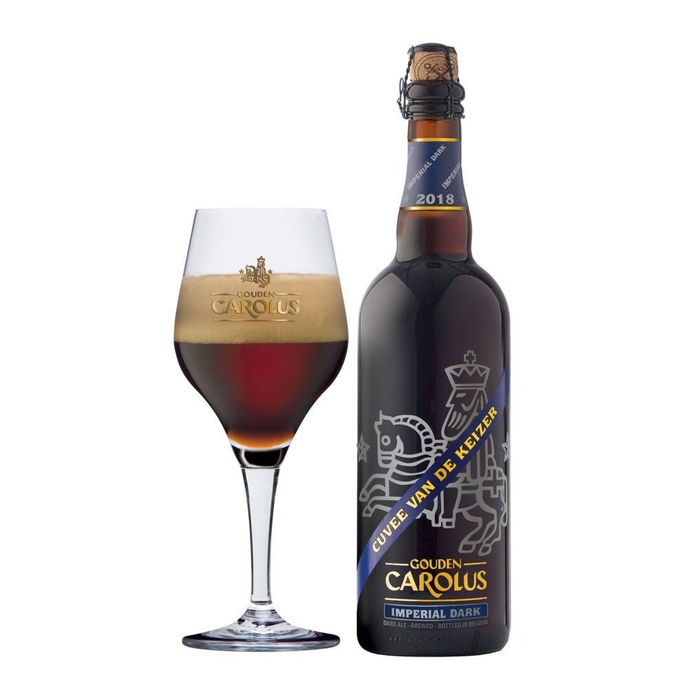 Gouden Carolus Cuvée van de Keizer Blauw 2018