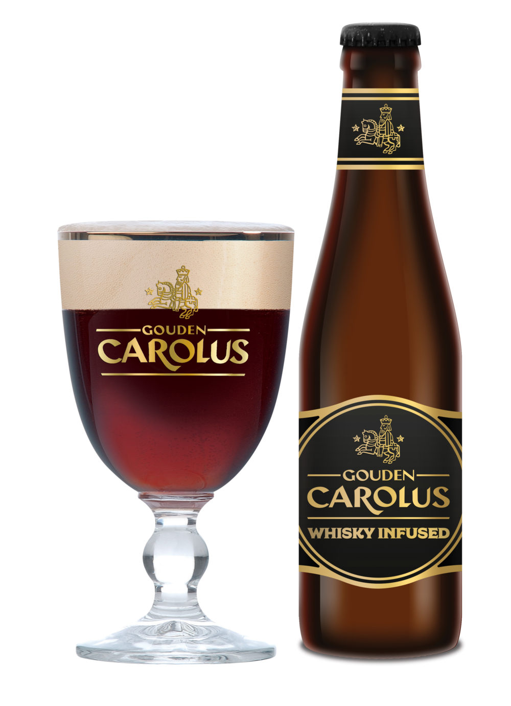 Gouden Carolus Cuvée van de Keizer Whisky Infused 33cl
